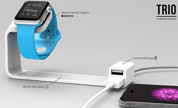 เมื่อมี Apple Watch เกิดขึ้น ..ที่ชาร์ตรวมหลายอุปกรณ์จะเหมือนเดิมได้อย่างไร 13 - apple