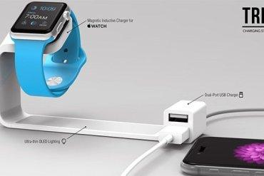 เมื่อมี Apple Watch เกิดขึ้น ..ที่ชาร์ตรวมหลายอุปกรณ์จะเหมือนเดิมได้อย่างไร 20 - iPhone