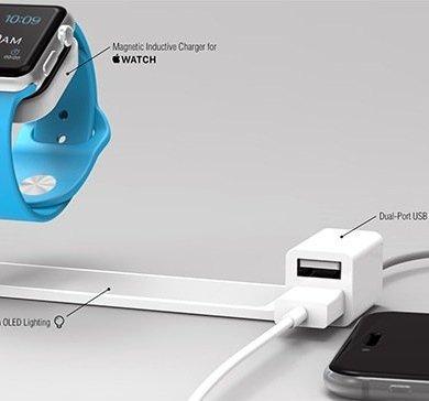 เมื่อมี Apple Watch เกิดขึ้น ..ที่ชาร์ตรวมหลายอุปกรณ์จะเหมือนเดิมได้อย่างไร 19 - apple