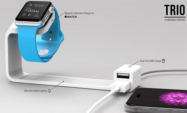 เมื่อมี Apple Watch เกิดขึ้น ..ที่ชาร์ตรวมหลายอุปกรณ์จะเหมือนเดิมได้อย่างไร 14 - Smartwatch