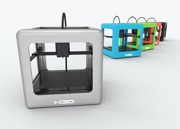 IMG 6374 เครื่องพิมพ์ 3 มิติ แบบใช้ในครัวเรือน กดปุ่มพิมพ์ได้เลย
