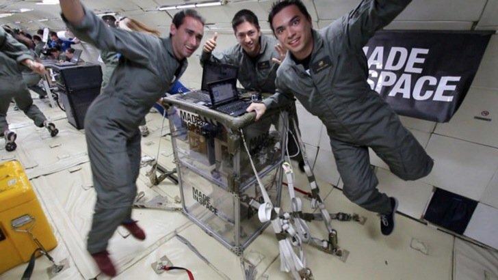 NASA เปิดตัว Made in Space เครื่องพิมพ์ 3 มิติเพื่อใช้ในอวกาศ ครั้งแรกในโลก 13 - 3D