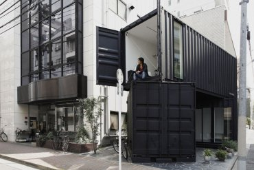 ใช้ตู้คอนเทนเนอร์ทำออฟฟิศ แก้ปัญหาพื้นที่จำกัดในเมือง 22 - แบบบ้าน