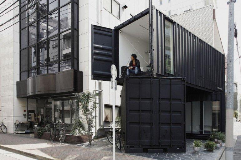 ใช้ตู้คอนเทนเนอร์ทำออฟฟิศ แก้ปัญหาพื้นที่จำกัดในเมือง 30 - รีไซเคิล