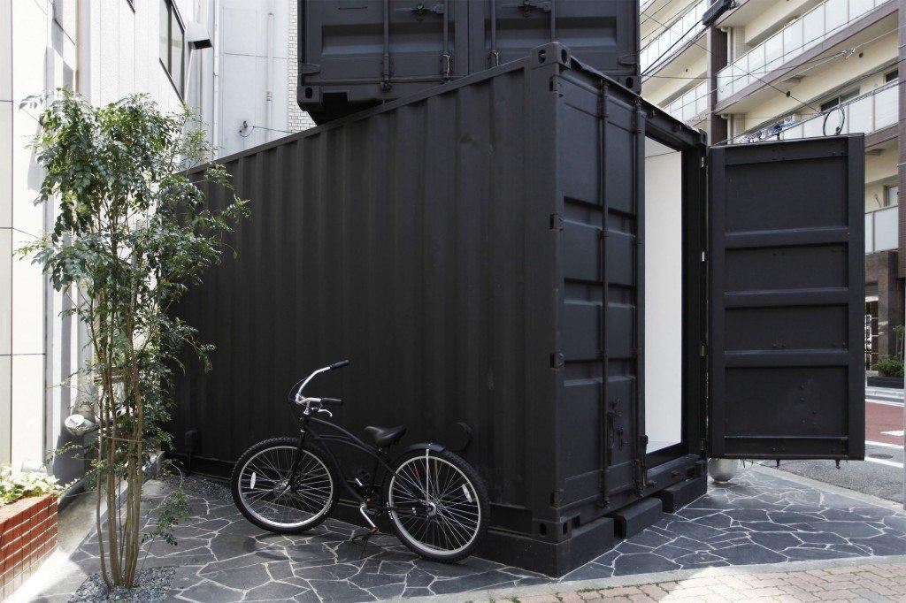 IMG 6499 ใช้ตู้คอนเทนเนอร์ทำออฟฟิศ แก้ปัญหาพื้นที่จำกัดในเมือง