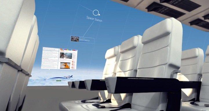 IMG 6947 เครื่องบินไร้หน้าต่าง..ยังกับนั่งบนพรมวิเศษไปกับอาลาดินเลย
