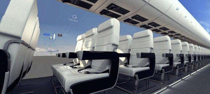IMG 6949 เครื่องบินไร้หน้าต่าง..ยังกับนั่งบนพรมวิเศษไปกับอาลาดินเลย