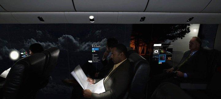 IMG 6951 เครื่องบินไร้หน้าต่าง..ยังกับนั่งบนพรมวิเศษไปกับอาลาดินเลย