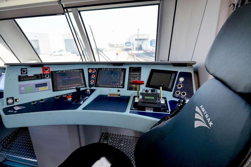 INR DSC 2529 Pacific Surfliner หนึ่งในเส้นทางรถไฟที่มีทิวทัศน์ดีที่สุด