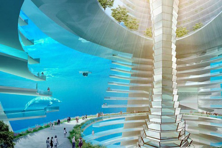 The Floating City มหานครลอยน้ำ 20 - Architecture