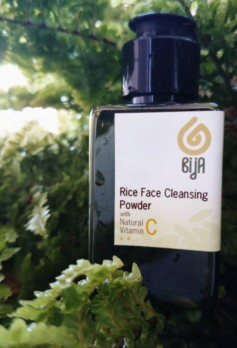 ผงล้างหน้าที่ทำมาจากแป้งข้าวจ้าว (RiceFaceCleansingPowder) 13 - beauty