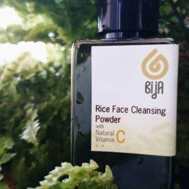 ผงล้างหน้าที่ทำมาจากแป้งข้าวจ้าว (RiceFaceCleansingPowder) 14 - beauty