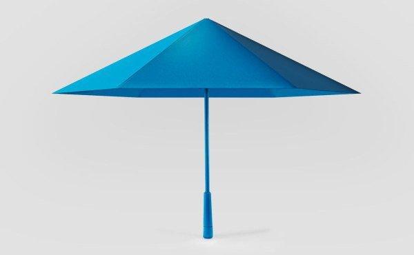 ร่ม รูปทรงเรขาคณิต เหมือนงานพับกระดาษ Origami เบากว่า แข็งแรงกว่า สวยแปลกตา 18 - product design