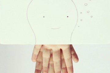 เมื่อศิลปินอารมณ์ดี สร้างภาพลายเส้นง่ายๆ กับนิ้วมือของเขาเอง 2 - ศิลปิน