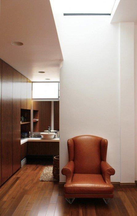 IMG 7440 ปรับปรุงทาวน์เฮาส์เก่า 60ปี เป็นบ้านสมัยใหม่ พื้นคอนกรีต สว่าง โปร่ง โล่ง