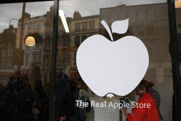 นี่สิต้นตำรับแอปเปิ้ลแท้ๆ..The Real Apple Store 15 - apple