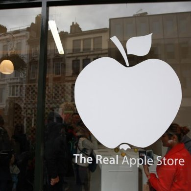 นี่สิต้นตำรับแอปเปิ้ลแท้ๆ..The Real Apple Store 19 - apple