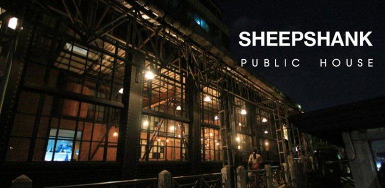 Sheepshank Public House ร้านอาหารติดริมแม่น้ำเจ้าพระยา กลิ่นอายของอู่ต่อเรือ+โรงงานอเมริกัน 13 - restuarant