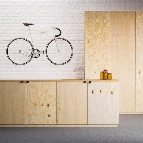 IMG 8468 วิธีง่ายๆ ในการเก็บจักรยานให้ดูดี