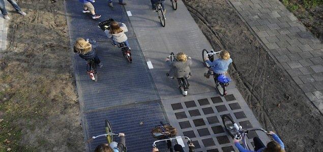 เลนจักรยานผลิตพลังงานแสงอาทิตย์แห่งแรกในโลก เปิดใช้แล้วที่เนเธอร์แลนด์ 13 - Solar cell