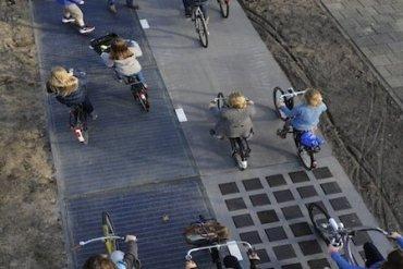 เลนจักรยานผลิตพลังงานแสงอาทิตย์แห่งแรกในโลก เปิดใช้แล้วที่เนเธอร์แลนด์ 22 - Solar cell
