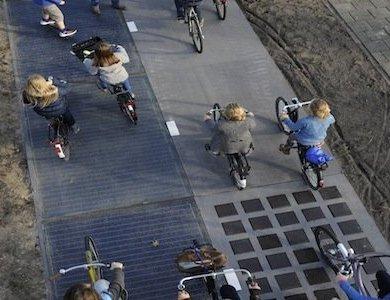 เลนจักรยานผลิตพลังงานแสงอาทิตย์แห่งแรกในโลก เปิดใช้แล้วที่เนเธอร์แลนด์ 20 - Solar cell
