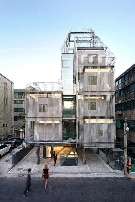เม็ดสาคู..แนวคิดใหม่สำหรับบ้านขนาดเล็กในเมือง 13 - micro house