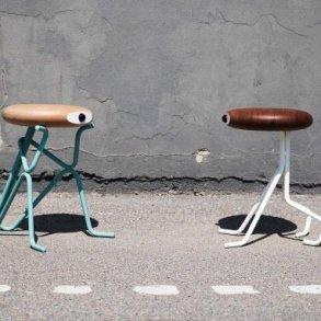 เก้าอี้ ET.. เป็นทั้งเพื่อน เก้าอี้ โต๊ะ และของตกแต่งอาร์ตๆ 14 - stool