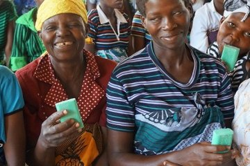 The Global Soap Project สบู่เหลือทิ้งที่มีคุณค่า