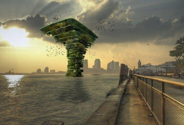 image2 650x442 Sea Trees ..ป่าลอยน้ำ ที่พักพิงสำหรับสิ่งมีชีวิตในธรรมชาติ ในเขตเมืองหนาแน่น