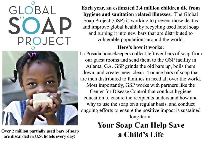 maren global soap project The Global Soap Project สบู่เหลือทิ้งที่มีคุณค่า