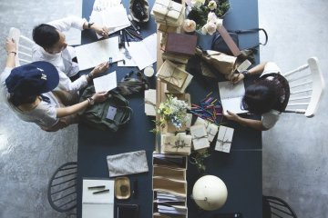 """Oneday l Pause and Forward"" ร่วมหลับตาลงพร้อมกัน ร่วมแบ่งปันพื้นที่นั่งทำงาน 4 - Coworking"