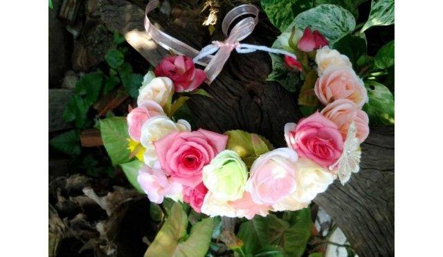 tiara ดอกไม้กระดาษ 14 ชนิด สวยไม่เหี่ยวเฉา