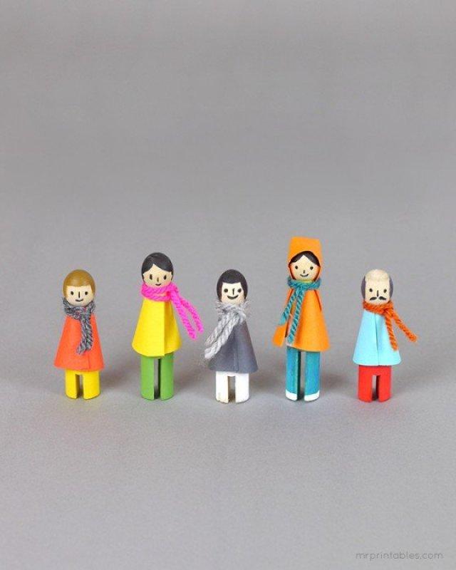 winter-peg-dolls