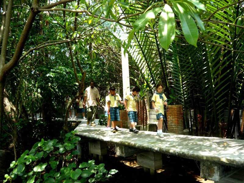 """31239 123718124313820 1309617 n พิพิธภัณฑ์ปลากัดไทย ตั้งอยู่ในพื้นที่ """"เกาะกระเพาะหมู"""""""
