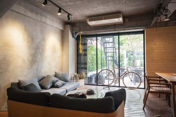 POD Hostel Cafe Design Shop 12 - Bangkok
