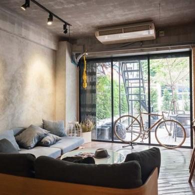 POD Hostel Cafe Design Shop 30 - Bangkok