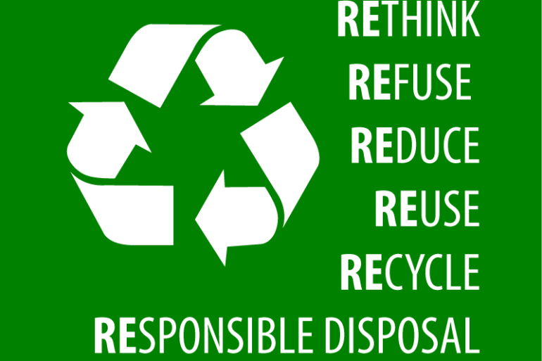 Reduce, Reuse, Recycle, Repair และ Upcycle คืออะไร 23 - รีไซเคิล