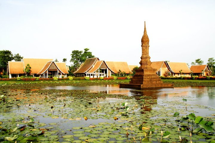 Sukhothai Heritage Resort 13 - Resort