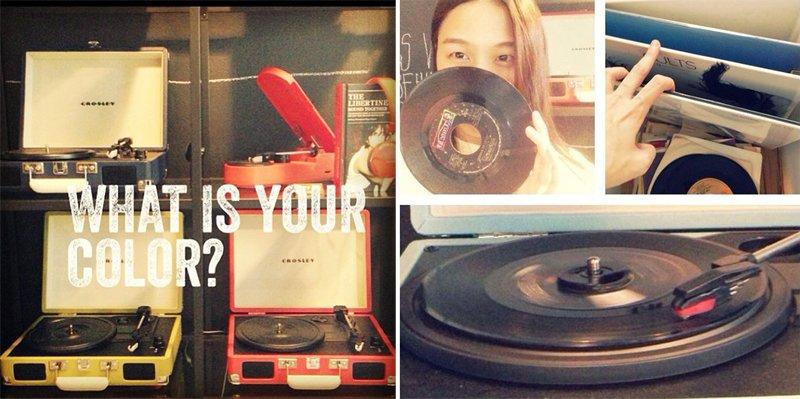 445 1979 Vinyl & Unknown Pleasures พื้นที่สำหรับผู้รักในเสียงเพลงจากแผ่นไวนิล