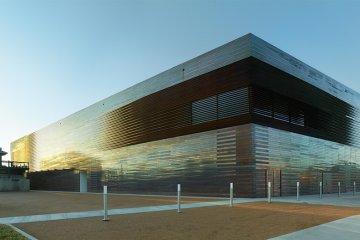 Louisiana Sports Hall of Fame Museum พิพิธภัณฑ์แห่งเรื่องราวประวัติศาสตร์ท้องถิ่นกับการกีฬา 14 - Architecture
