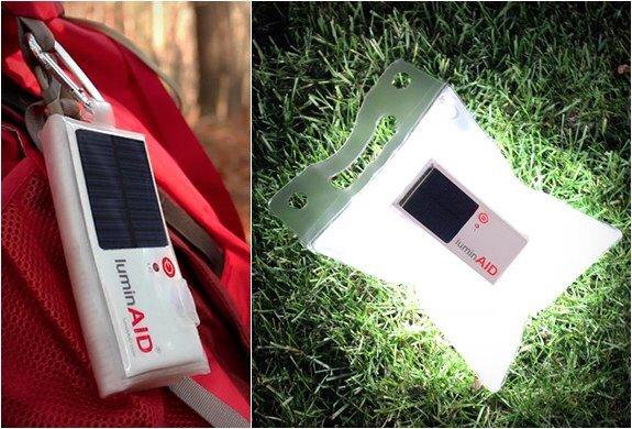 LuminAID..ไฟส่องสว่าง พลังงานแสงอาทิตย์ สะดวกพกพา สว่างนาน16 ช.ม. 13 - adventure