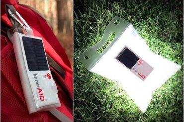 LuminAID..ไฟส่องสว่าง พลังงานแสงอาทิตย์ สะดวกพกพา สว่างนาน16 ช.ม. 19 - Lighting