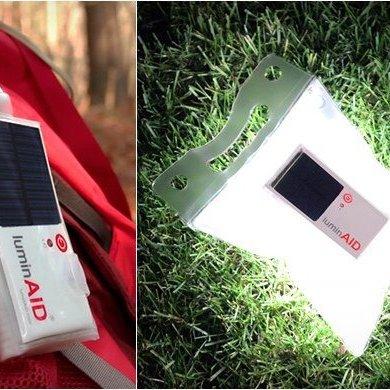 LuminAID..ไฟส่องสว่าง พลังงานแสงอาทิตย์ สะดวกพกพา สว่างนาน16 ช.ม. 25 - adventure