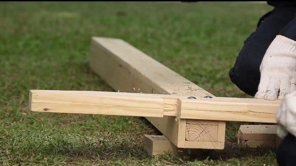 DIY ศาลานั่งเล่นในสวน ทำเองได้ง่ายๆงบไม่บาน 23 - 100 Share+