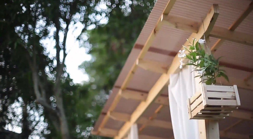 DIY ศาลานั่งเล่นในสวน ทำเองได้ง่ายๆงบไม่บาน 40 - 100 Share+