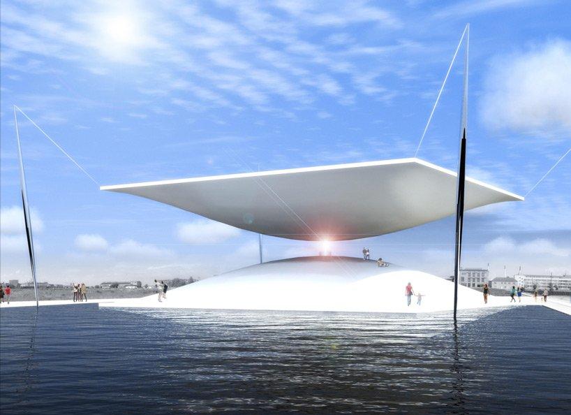 land art generator initiative 2014 winners designboom 011 Art Energy เปลี่ยนพลังงานเป็นศิลปะ
