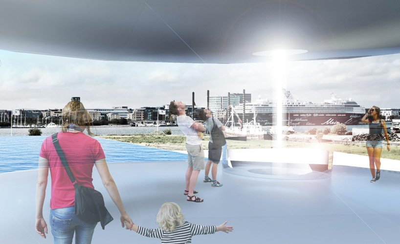 land art generator initiative 2014 winners designboom 02 Art Energy เปลี่ยนพลังงานเป็นศิลปะ