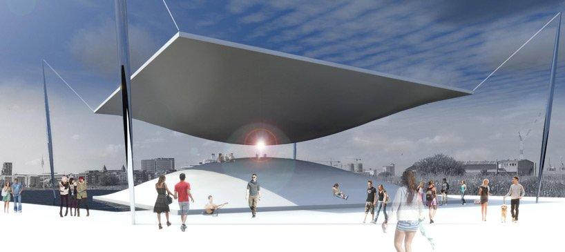 land art generator initiative 2014 winners designboom 03 Art Energy เปลี่ยนพลังงานเป็นศิลปะ
