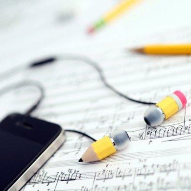 Magic Pencil Earphones 15 - iPhone